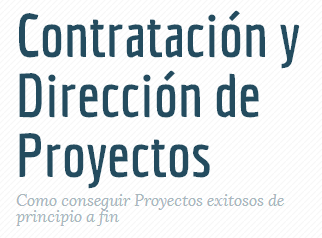 CONTRATACION-GESTION-PROYECTOS CLIENTES